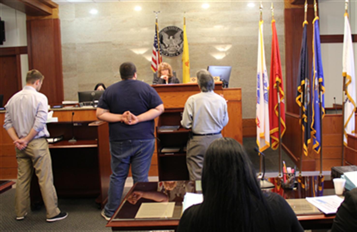 CVC Court Session