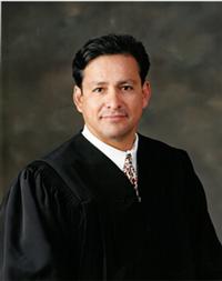 Presiding Civil Division Judge Frank A. Sedillo