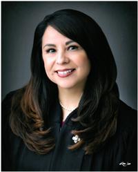 Judge Christine E. Rodriguez